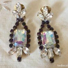 Schmuck - Pendientes vintage cristales - 123384151