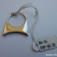 Joyeria: ANILLO VINTAGE PLATA DE 925 MM MUY ORIGINAL, COSTABA 40,20 EUROS. Lote 128370339