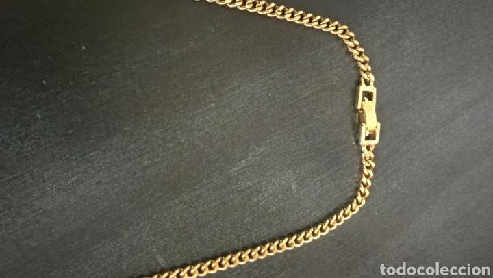 Joyeria: Collar vintage dorado colgante bisutería piedras - Foto 3 - 133544934