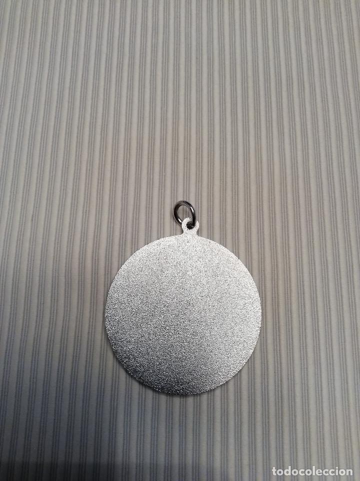Joyeria: MEDALLA VIRGEN DEL PILAR - SIN ESTRENAR - 4 CENTIMETROS DE DIAMETRO - Foto 2 - 135228450