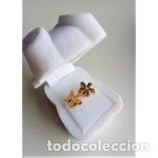 Joalheria: PENDIENTES ACERO INOXIDABLE FLORESCILLA. Lote 188474026