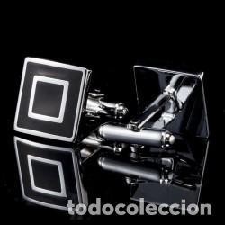 Joyeria: Gemelos Cuadrados - Foto 2 - 139067242