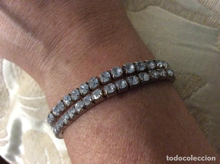 75e14d0b5848 par de pulseras elásticas de strass - Buy Fashion Jewelry at ...