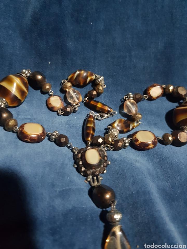 Joyeria: Collar con piedras - Foto 2 - 141715637