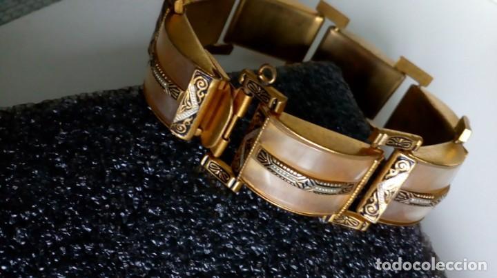 Joyeria: Bonita pulsera de bisutería - Foto 2 - 142827194