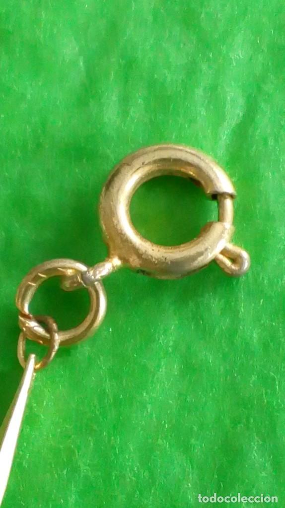 Joyeria: Gargantilla dorada y perlas - Foto 5 - 142830910