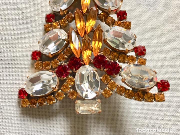 Joyeria: Broche vintage arbol navidad - Foto 3 - 142831220