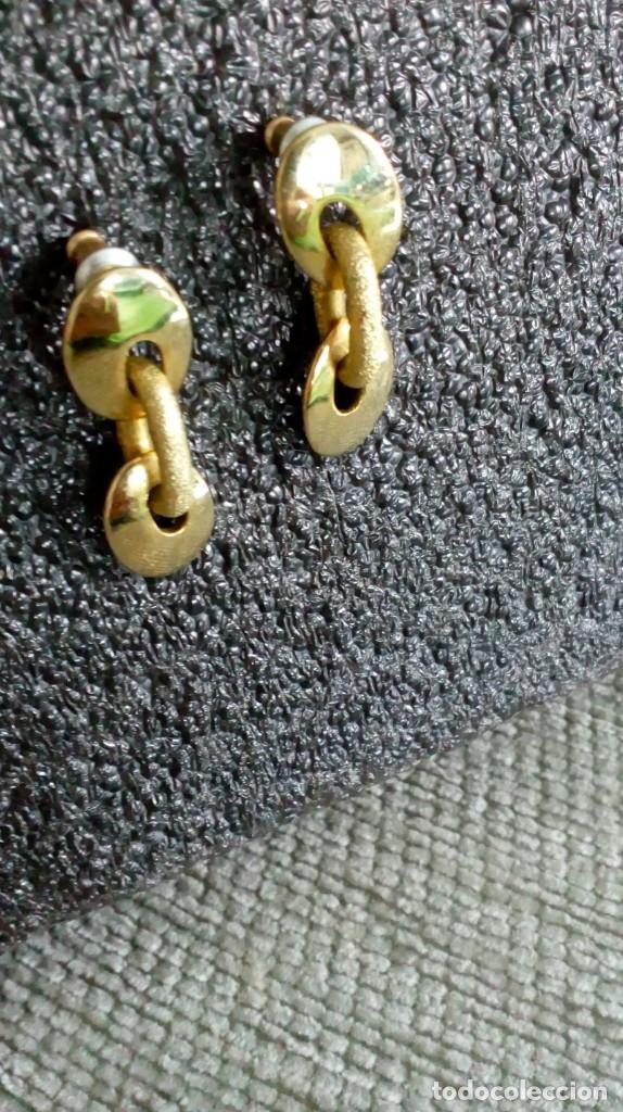 Joyeria: Pendientes dorados ´MONET´ - Foto 3 - 142833002