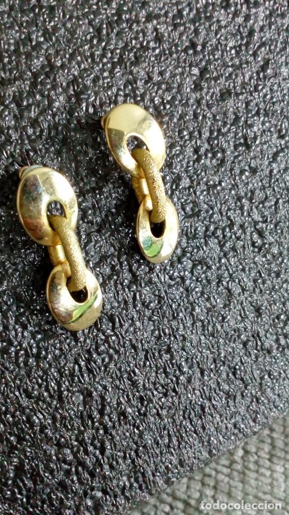 Joyeria: Pendientes dorados ´MONET´ - Foto 4 - 142833002