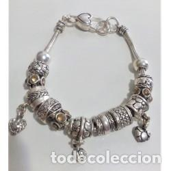 d7dfd93c2c64 pulsera pandora charms chapada en plata - Comprar Bisuteria en ...