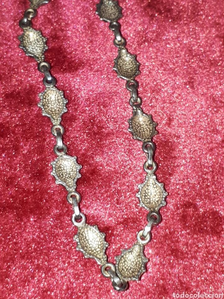 Joyeria: Pulsera de plata antigua forma mariquita - Foto 4 - 145012058