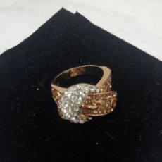 Schmuck - Anillo dorado forma cinturón - 155008621