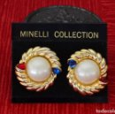 Joyeria: PENDIENTES MINELLI COLLECTION (#28). Lote 156853970