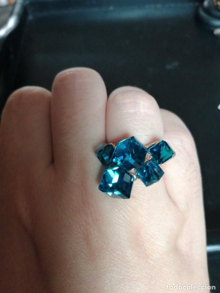 Joyeria: Anillo con cubos de Cristal - Foto 2 - 160466846