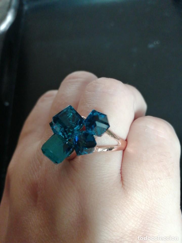 Joyeria: Anillo con cubos de Cristal - Foto 3 - 160466846