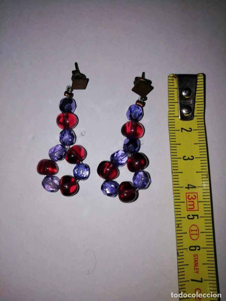 Joyeria: Conjunto de collar y pendientes vintage - Foto 2 - 167099660