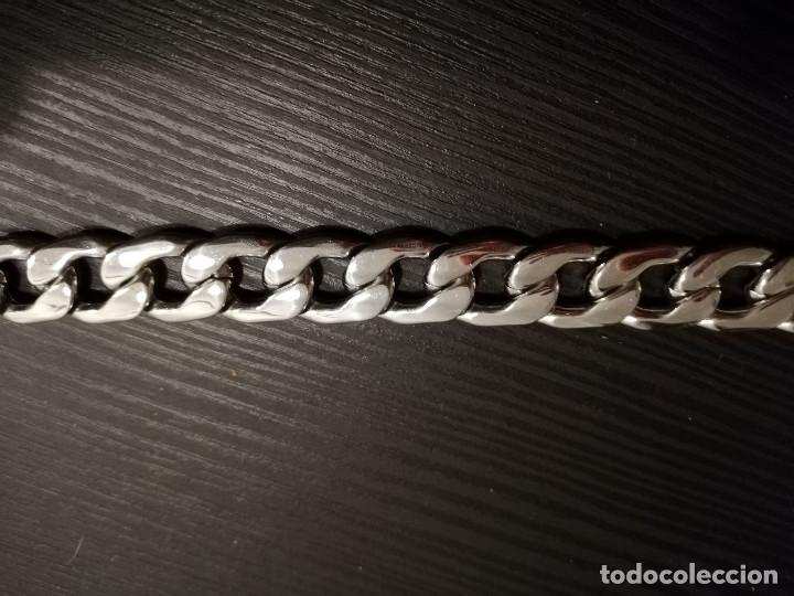 Joyeria: Pulseras del acero inoxidable color plateado - Foto 3 - 194880983