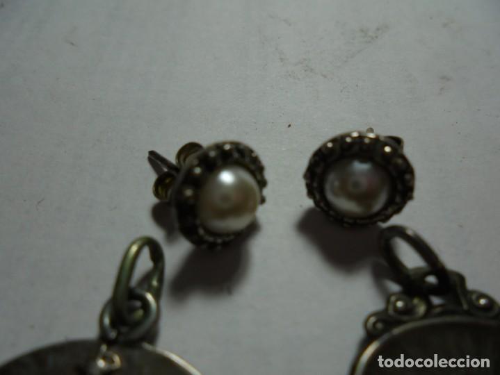 Joyeria: lote de varias piezas en plata - Foto 3 - 167878864