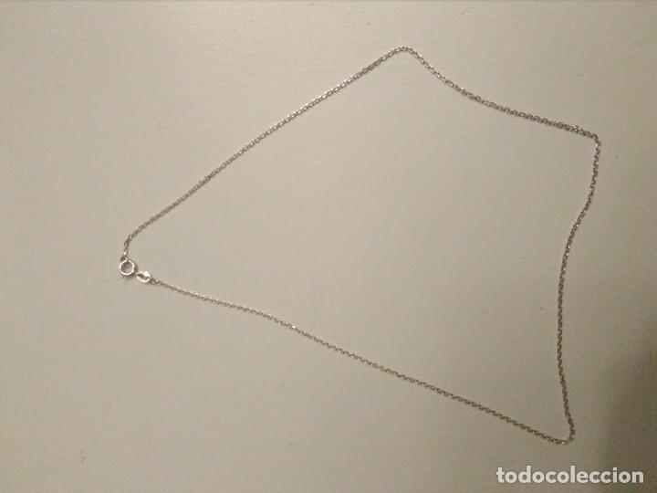 CADENA PLATA DE LEY (Bisutería)