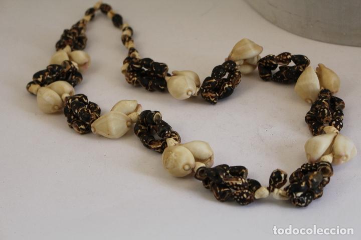 Joyeria: collar de caracolas - Foto 4 - 168142680