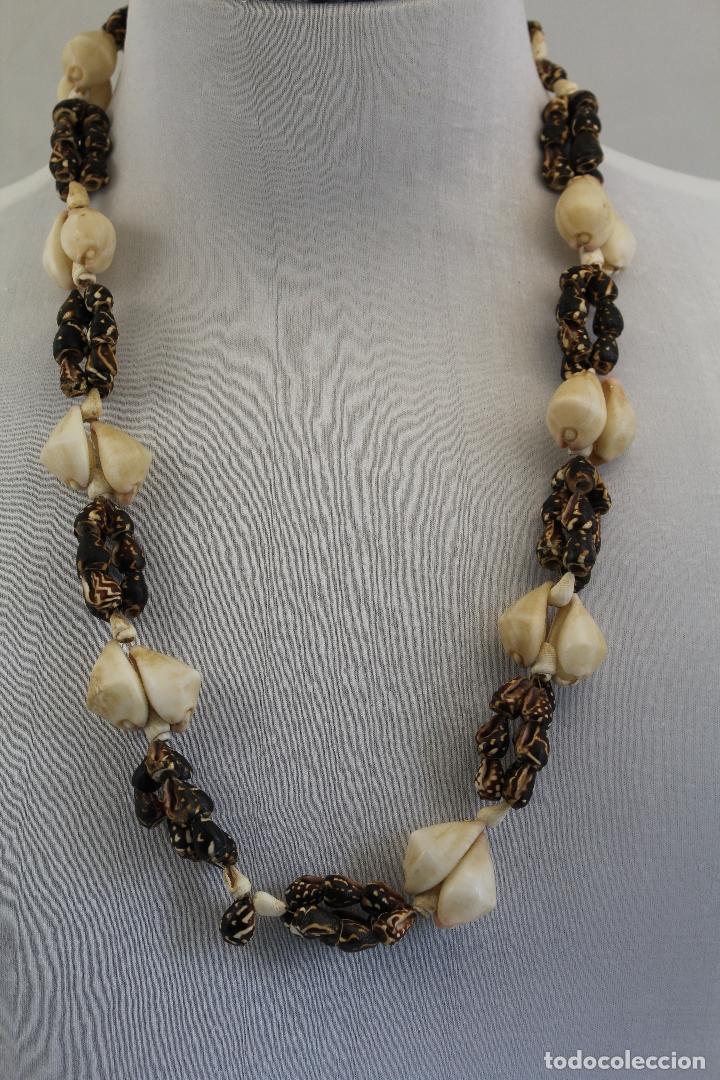 Joyeria: collar de caracolas - Foto 6 - 168142680