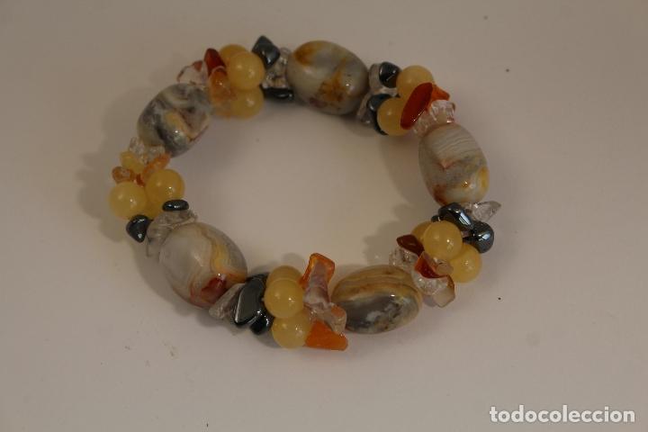 Joyeria: pulsera de piedras naturales - Foto 3 - 171556554