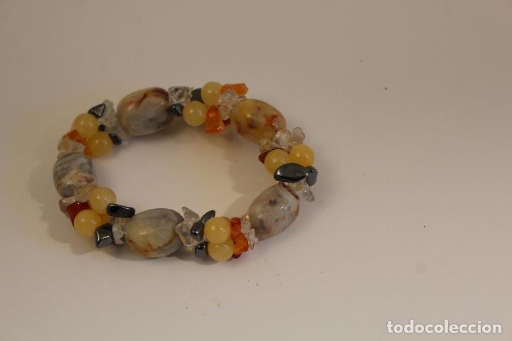 Joyeria: pulsera de piedras naturales - Foto 4 - 171556554