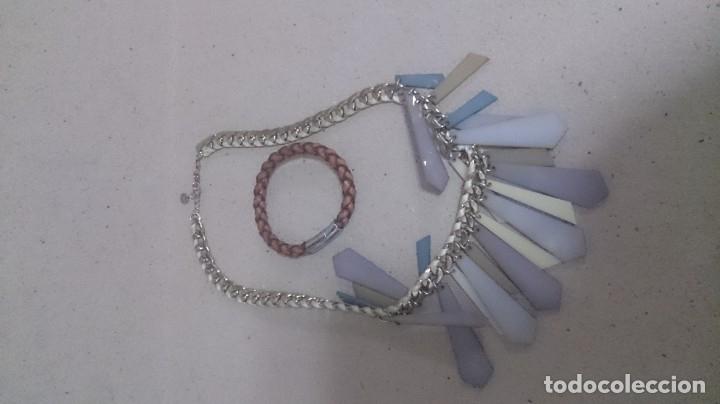 Joyeria: 5 collares. 3 pulseras. 2 anillos visitaría. 169 - Foto 4 - 180425266