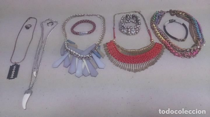 Joyeria: 5 collares. 3 pulseras. 2 anillos visitaría. 169 - Foto 7 - 180425266