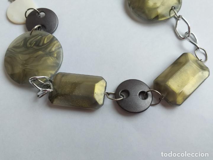 Joyeria: Collar antiguo. Combinación de elementos. 68 CM - Foto 3 - 189876343