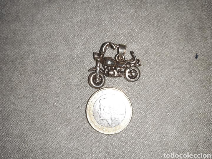 Joyeria: Colgante Moto - Foto 4 - 194318195