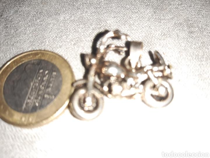 Joyeria: Colgante Moto - Foto 9 - 194318195