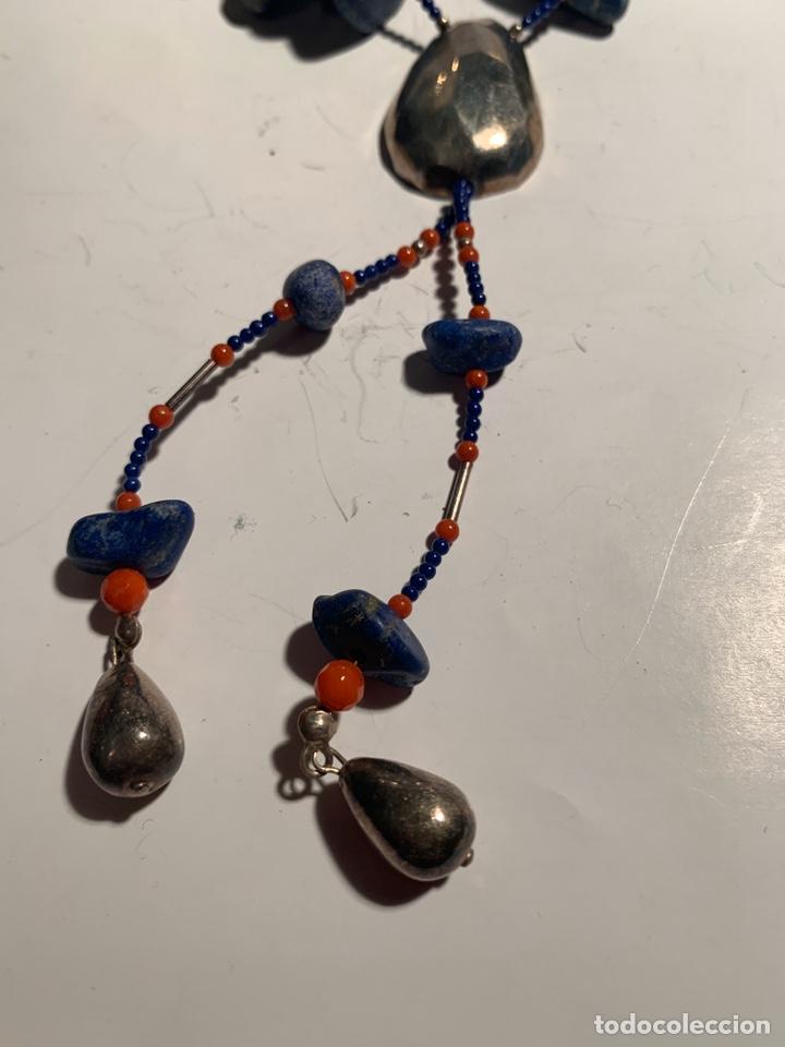 Joyeria: Collar lapislázuli - Foto 3 - 195201278