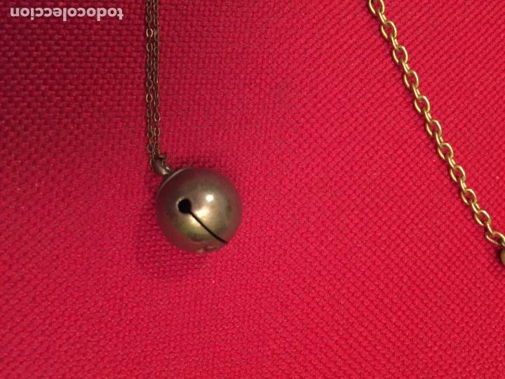 Joyeria: Antiguo lote de collar / gargantilla / cadenas de bisutería para señora varios materiales años 50 - Foto 4 - 195238231