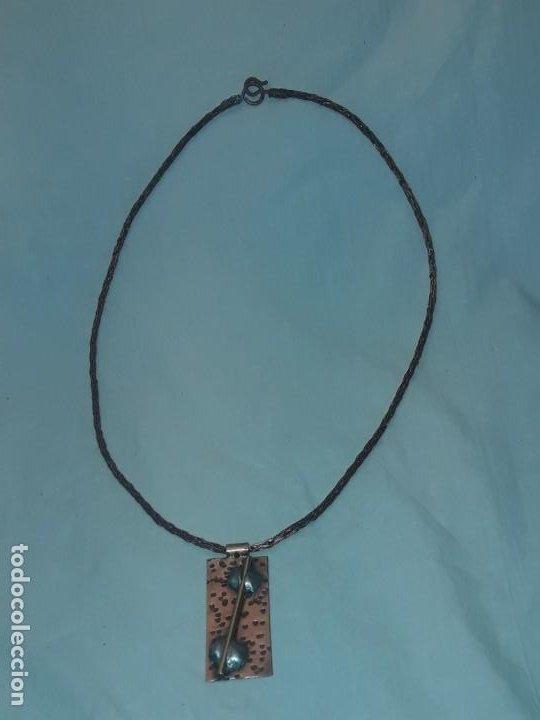 Joyeria: Bello collar cobre y bronce hecho a mano - Foto 6 - 200143278
