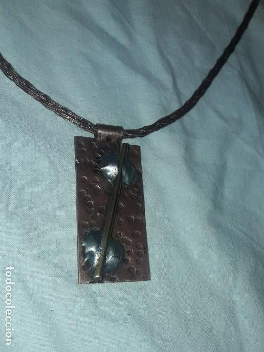 Joyeria: Bello collar cobre y bronce hecho a mano - Foto 7 - 200143278
