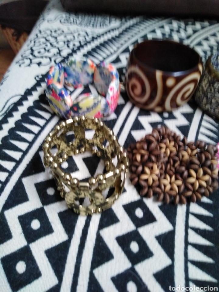 Joyeria: Lote de 8 pulseras - Foto 2 - 209165093