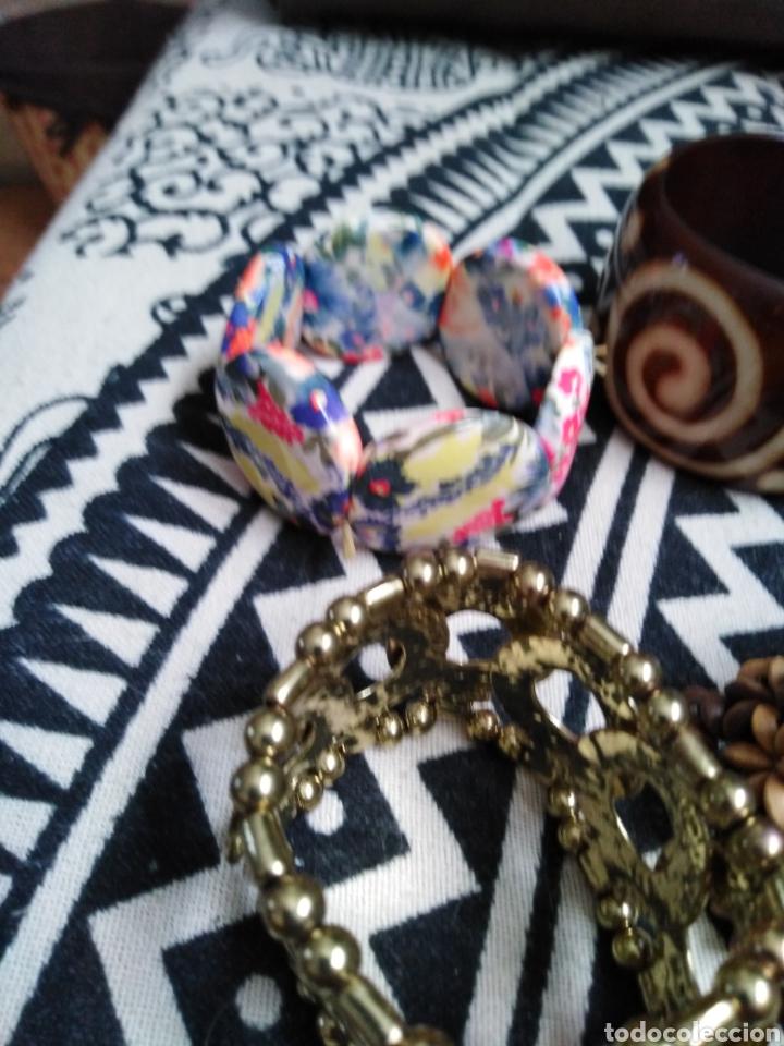 Joyeria: Lote de 8 pulseras - Foto 3 - 209165093