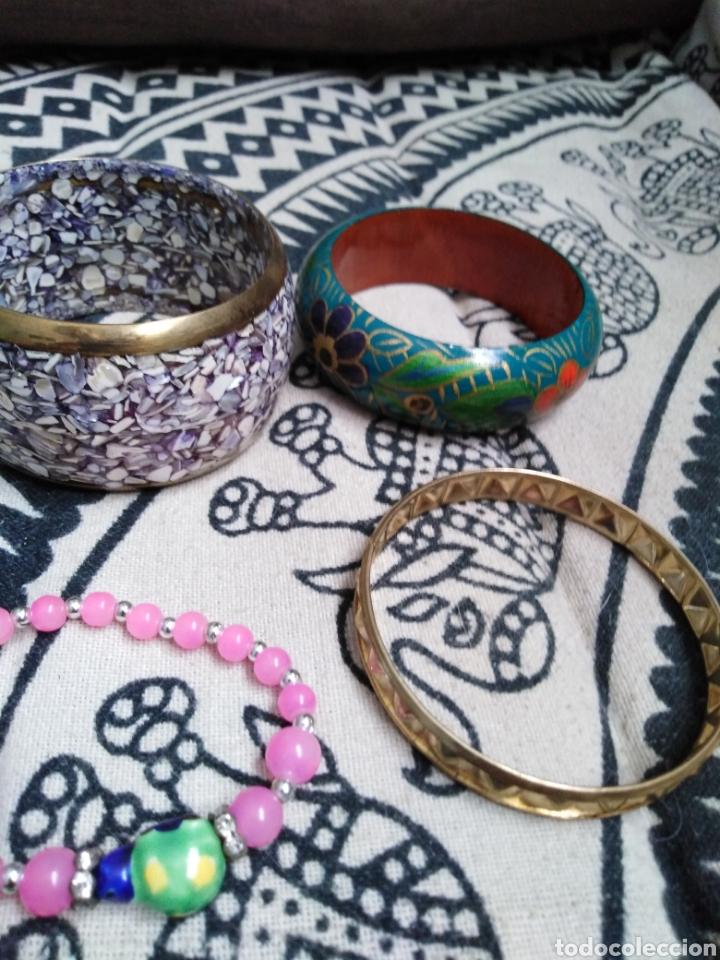 Joyeria: Lote de 8 pulseras - Foto 4 - 209165093