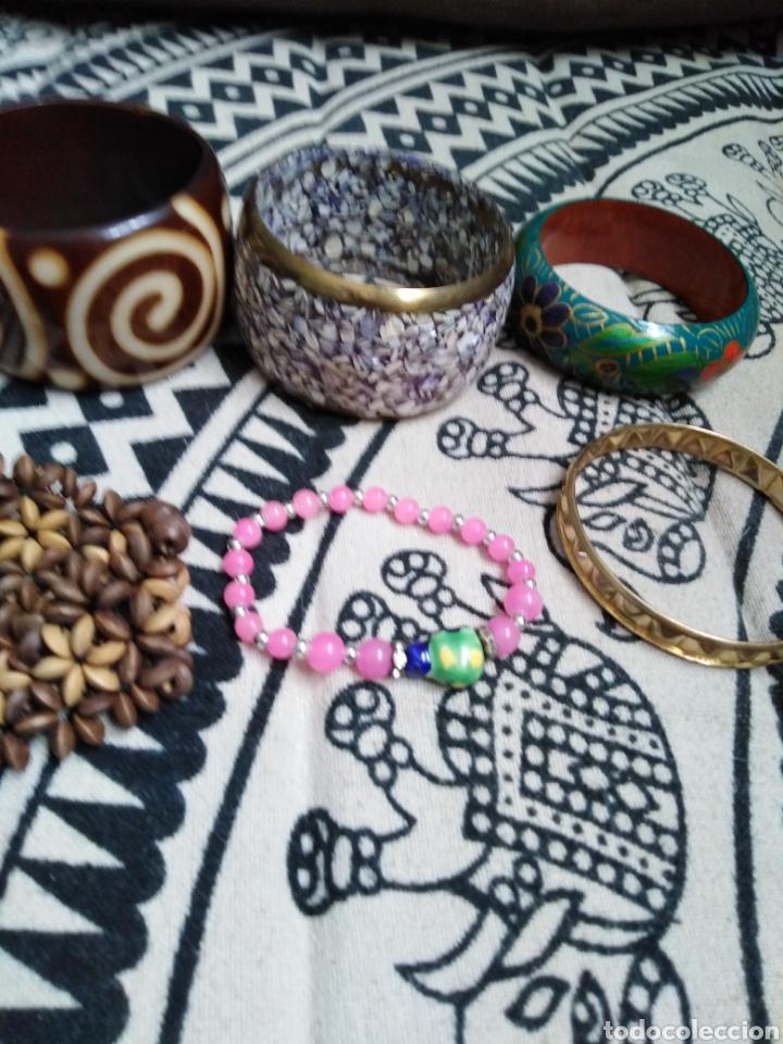 Joyeria: Lote de 8 pulseras - Foto 6 - 209165093