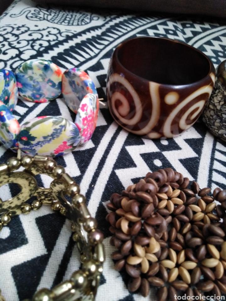 Joyeria: Lote de 8 pulseras - Foto 7 - 209165093
