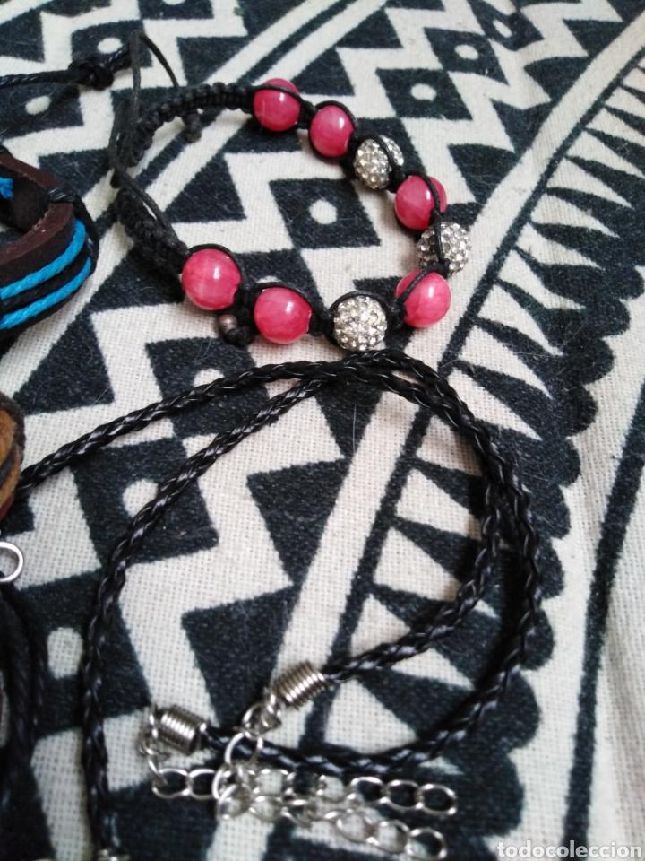 Joyeria: Lote de 6 pulseras - Foto 3 - 209165901