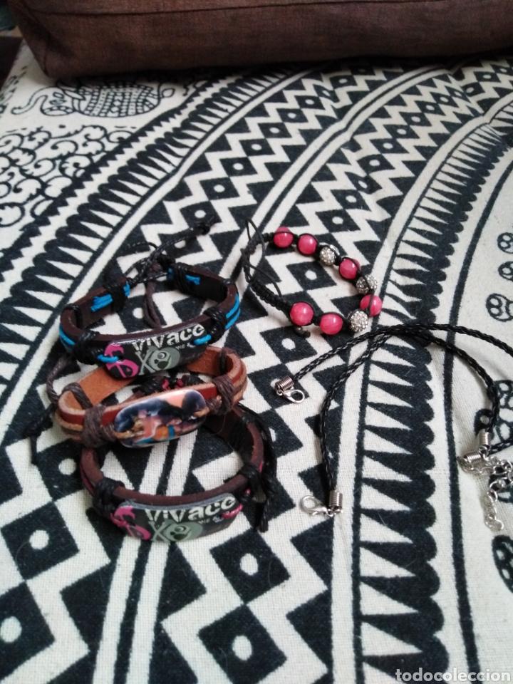 Joyeria: Lote de 6 pulseras - Foto 4 - 209165901