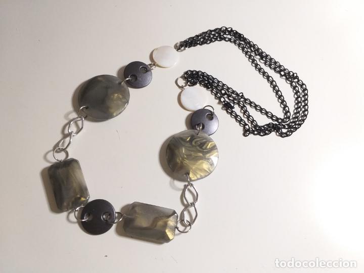 Joyeria: Collar antiguo. Combinación de elementos. 68 CM - Foto 7 - 189876343