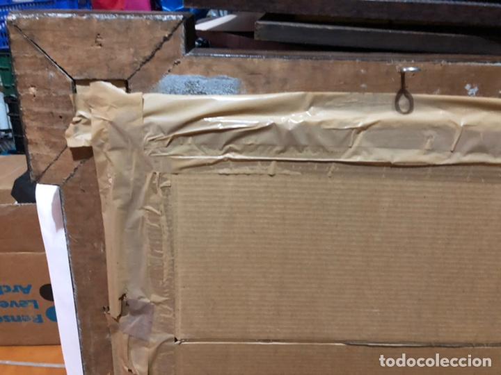 Joyeria: Lámina de San Antonio. marco antiguo .82 x 68 cm con marco . Lamina : 50x 60 cm - Foto 12 - 214082522
