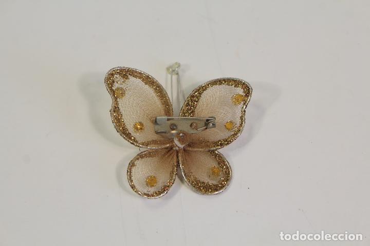 Joyeria: broche mariposa - Foto 2 - 222301910
