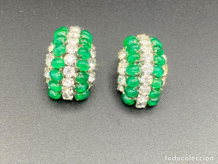 Joyeria: pendientes de bisutería de B.E. COOK , LONDON , vintage , earrings clip - Foto 3 - 222443240