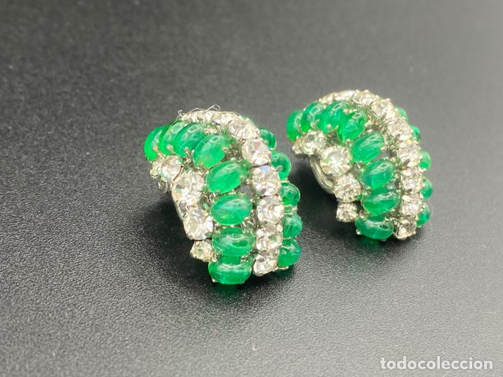 Joyeria: pendientes de bisutería de B.E. COOK , LONDON , vintage , earrings clip - Foto 5 - 222443240