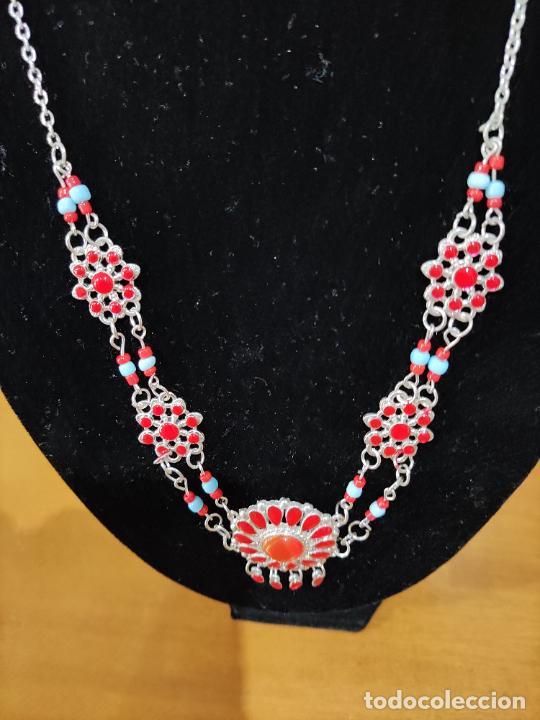 Joyeria: Juego de collar y pendientes - Foto 2 - 222453926