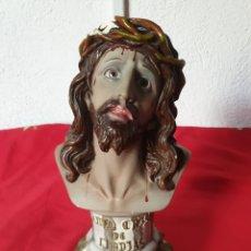 Joyeria: ANTIGUA FIGURA RELIGIOSA JESUS. Lote 243408030